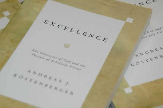 Book Cover | Excellence by Andreas Kostenberger