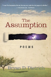 The Assumption Poems by Bryan Dietrich Book Cover