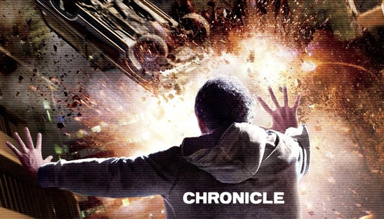 Chronicle Movie Poster | Movie Review