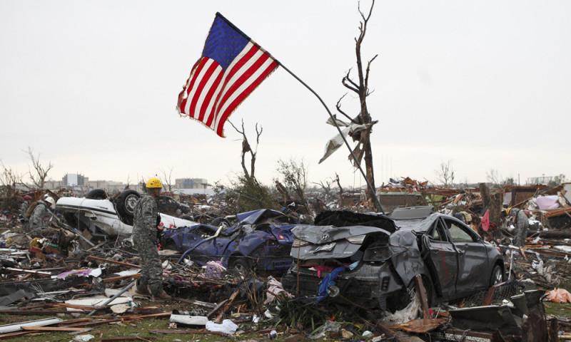 Moore OK tornado