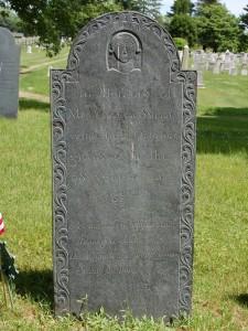 apologetics-grave stone
