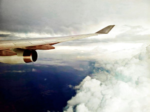 plane conversation