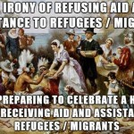 thanksgiving as immigration