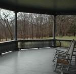 lingering porch
