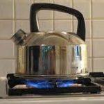teakettle stove